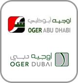 Oger Dubai and AD Our Clients